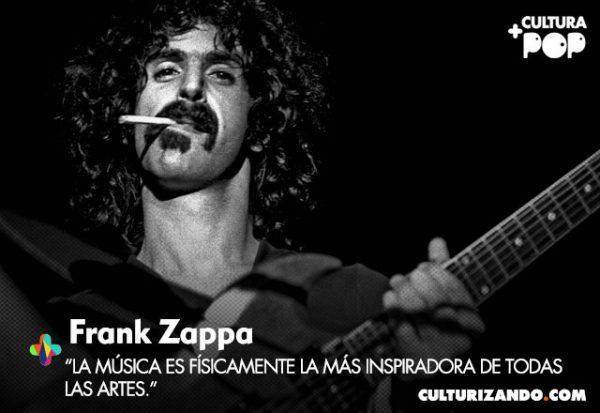 Frank Zappa: genio, excéntrico y único (+Video)