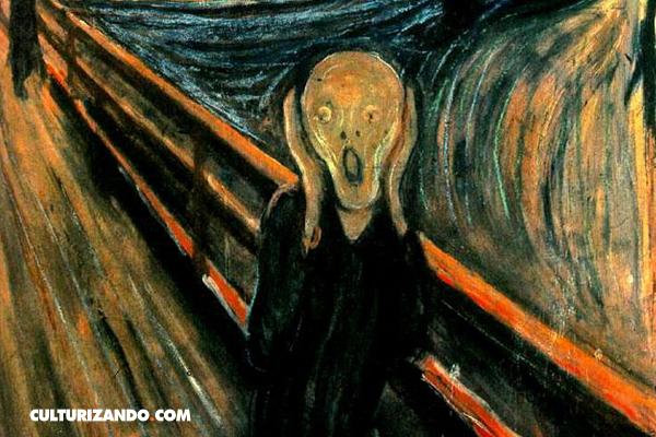 Maravillas del arte: El grito - Edvard Munch