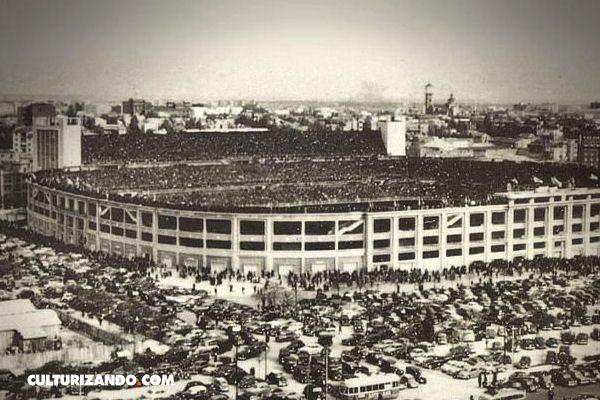 La historia del Estadio Santiago Bernabéu