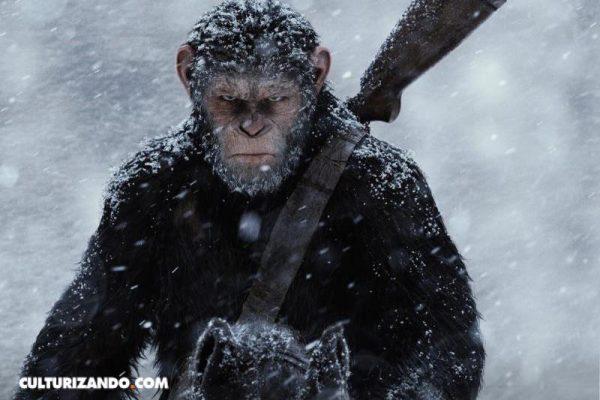 Primer trailer de 'War for the Planet of the Apes'