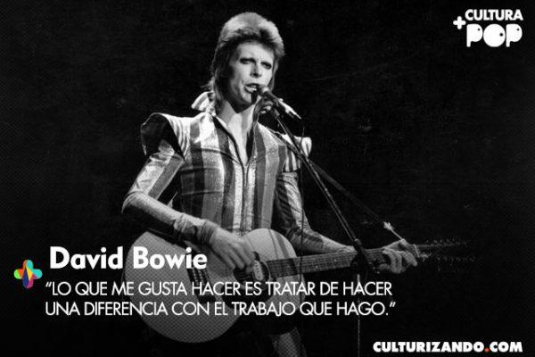 Cosas que no sabías sobre David Bowie