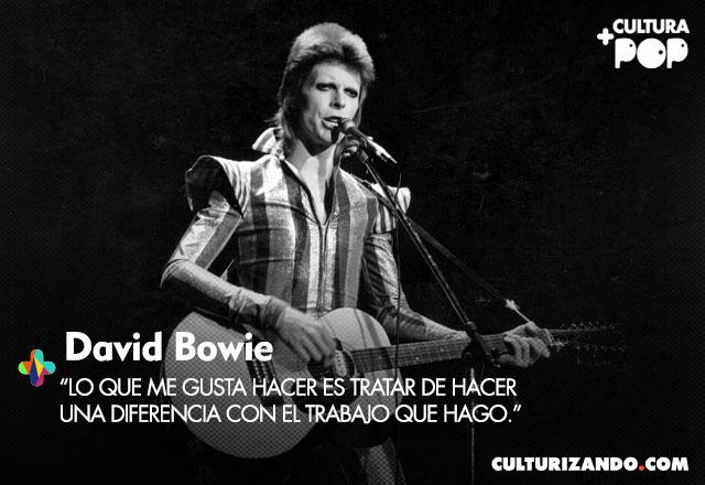 Datos curiosos sobre David Bowie