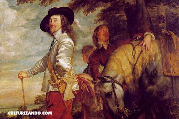 La decapitación de Carlos I de Inglaterra