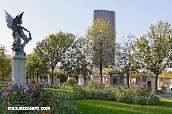 Cementerios célebres de París
