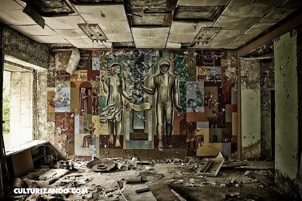 10 lugares destruidos y abandonados por el hombre
