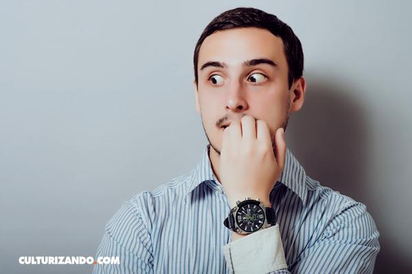 ¿Qué es la onicofagia?