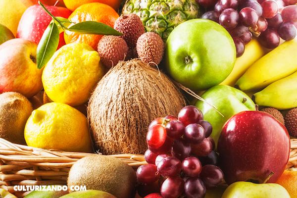 ¿Cómo se deben comer las frutas?