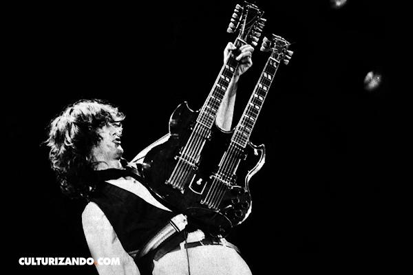 Música: ¡Feliz cumpleaños Jimmy Page! (+Video)
