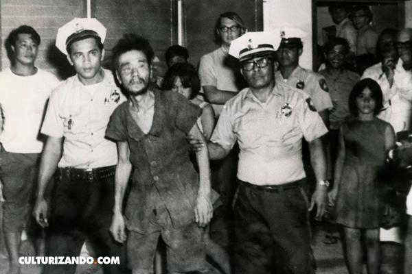 El soldado que siguió luchando 28 años después de terminada la guerra