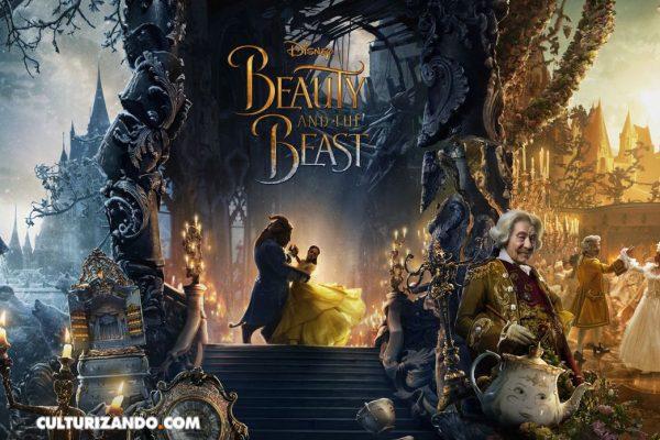 Ultimo tráiler de Beauty and the Beast