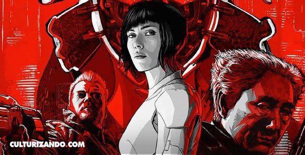 Nuevo poster de 'Ghost in the shell' (+Trailer)