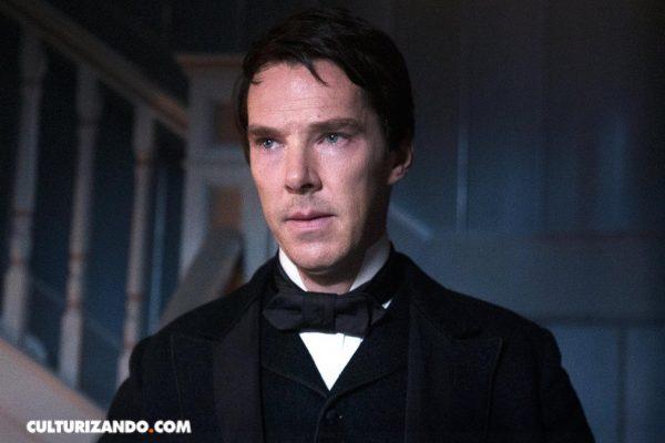 Primera imagen de Benedict Cumberbatch como Thomas Edison