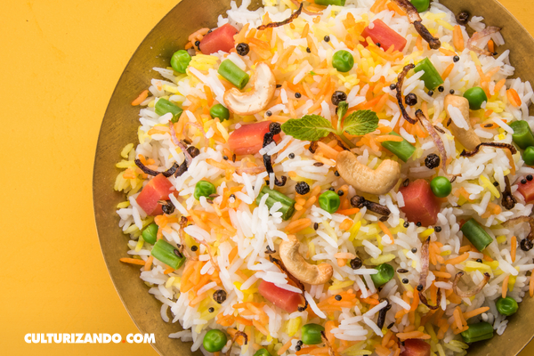 10 Beneficios del arroz Basmati