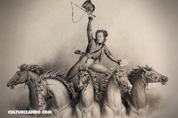 La curiosa historia del circo