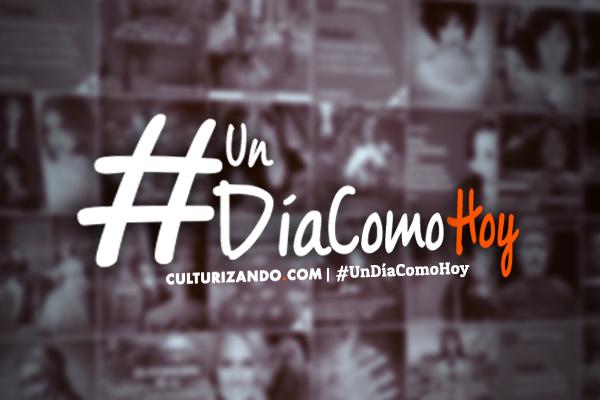 #UnDíaComoHoy: 14 de noviembre en la historia