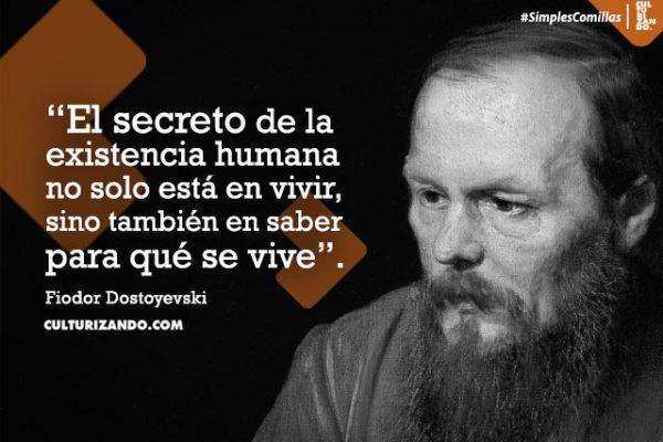 Lo mejor de Fiódor Dostoyevski (+ Frases)