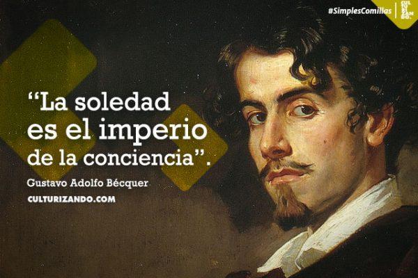 Lo mejor de Gustavo Adolfo Bécquer (+Frases)