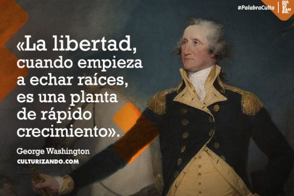 George Washington en 10 curiosos datos