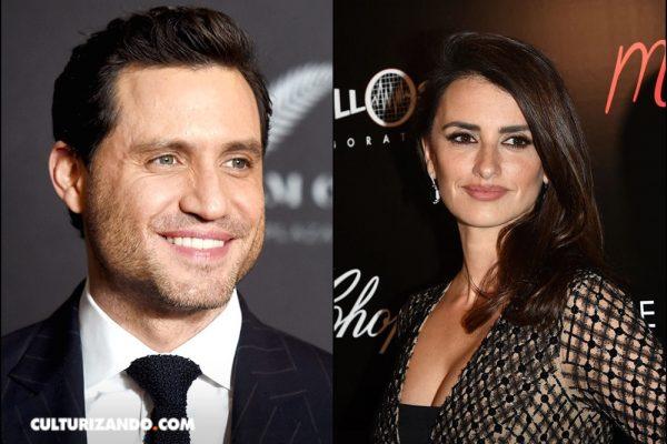 Edgar Ramírez y Penélope Cruz juntos en 'Love Child'