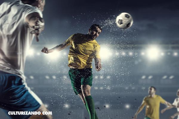 Cabecear en el fútbol es peligroso para el cerebro