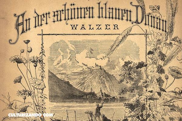 ¿Quién compuso 'El Danubio Azul'? (+Video)