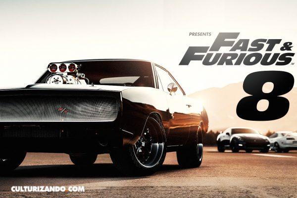 'Fast  & Furious 8' presentó nuevo tráiler en el Super Bowl 51°
