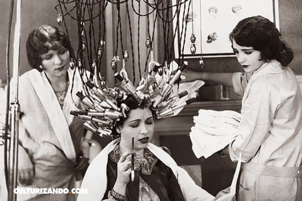 Insólitos tratamientos de belleza del siglo pasado