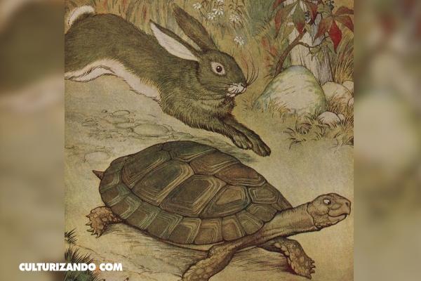 La Nota Curiosa: ¿Quién escribió La liebre y la tortuga?