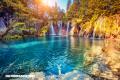 Lugares increíbles: Lagos Plitvice de Croacia