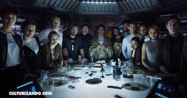 Nuevo impresionante avance de 'Alien: Covenant'