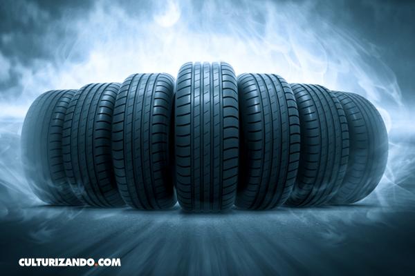 La curiosa historia del neumático