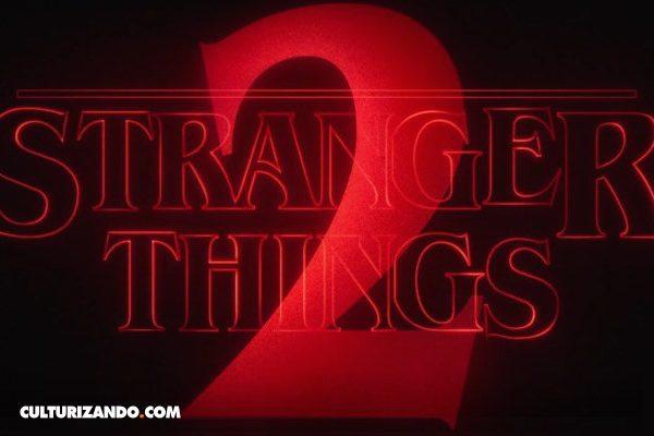 La segunda temporada de Stranger Things se estrenará en octubre (+Trailer)