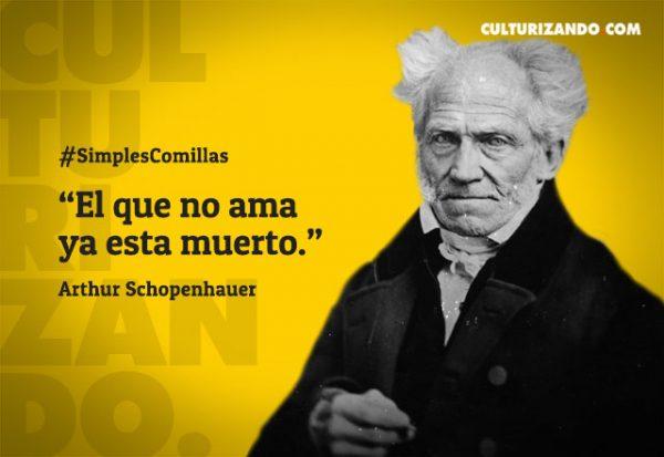 5 Frases De Schopenhauer El Filosofo Que Amaba A Los Animales