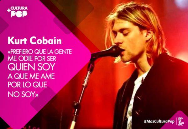 Kurt Cobain en 16 datos curiosos