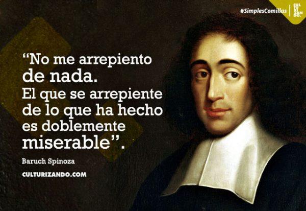 Baruch Spinoza, padre del pensamiento moderno (+Frases)