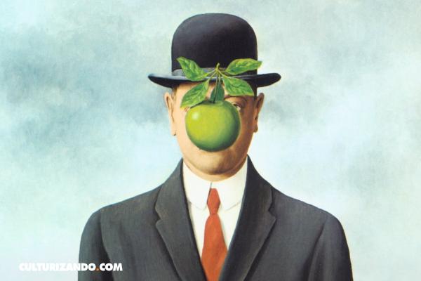 Maravillas del arte: El hijo del hombre - René Magritte