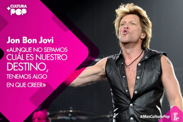 Lo que no sabías sobre Jon Bon Jovi (+Video)