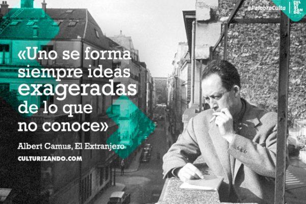 Lo mejor de Albert Camus (+Frases)