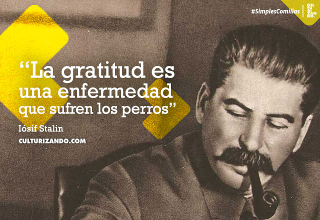 Frases Iosif Stalin