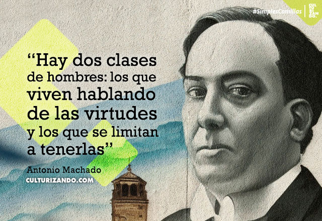 Frases de Antonio Machado