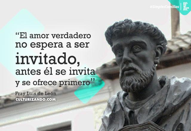 frases de Fray Luis de León