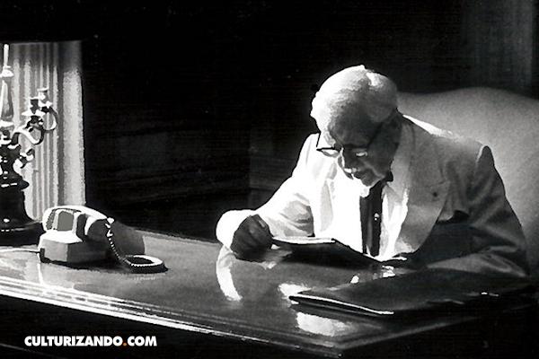 ¿Quién fue el Coronel Sanders?