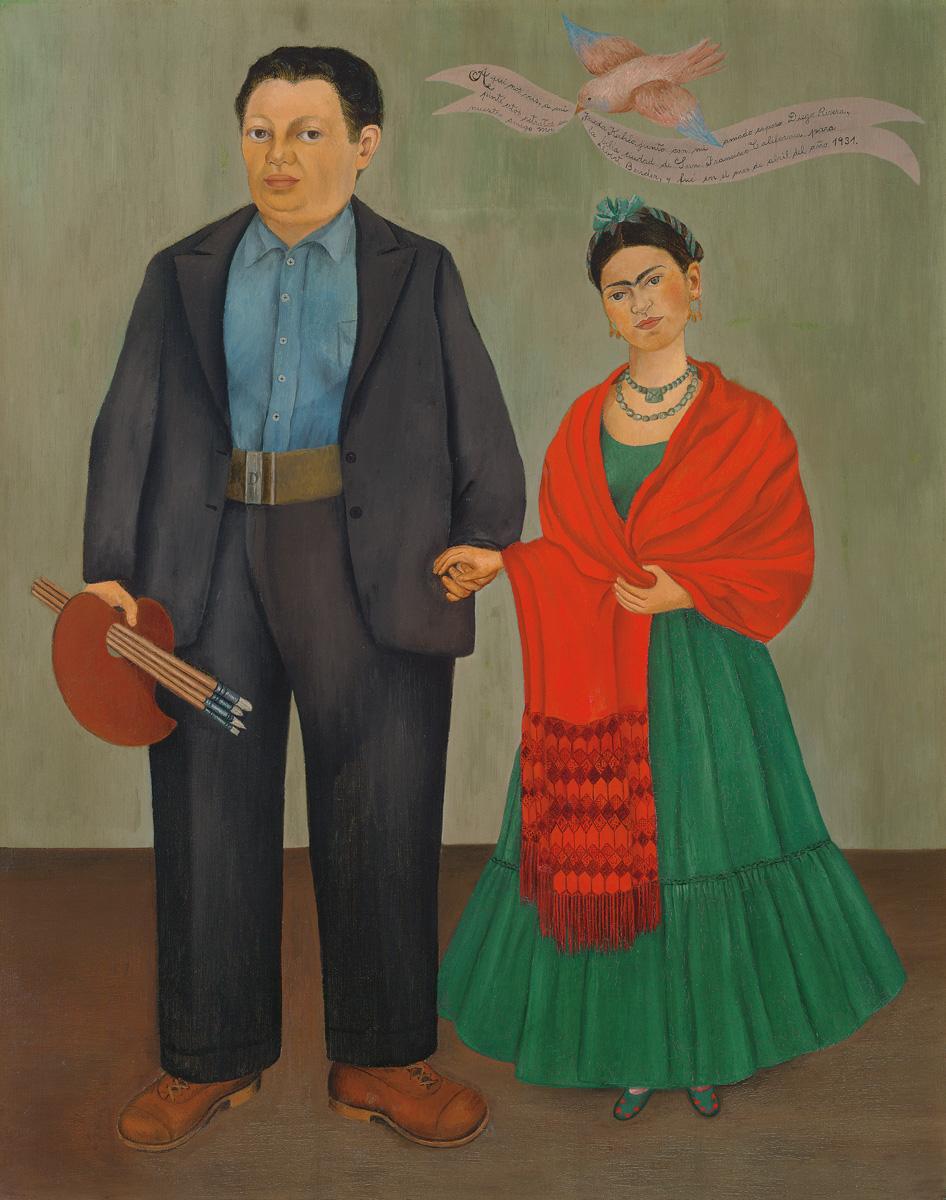 Resultado de imagen para Diego Rivera con frida