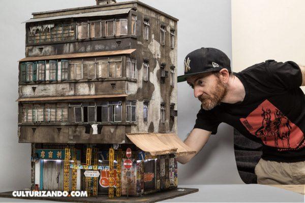 Joshua Smith: Un arquitecto en miniatura (+Fotos)