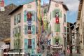 Los murales hiperrealistas que transforman las calles de Francia en obras de arte (+ Fotos)