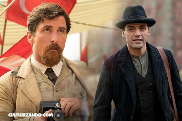 Christian Bale y Oscar Isaac en 'The Promise' (+Trailer)
