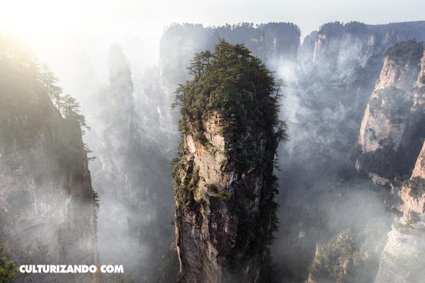 En Imágenes: ¡Increíble! Lugares de fantasía en la vida real