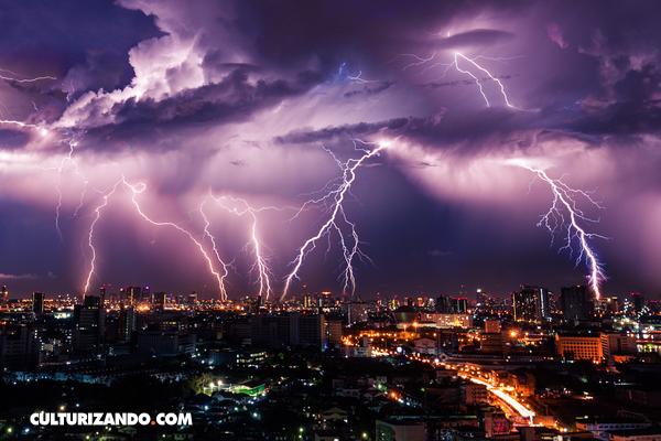 La Nota Curiosa: ¿En las tormentas hay rayos que vayan de abajo arriba?