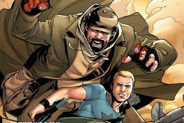 'Archer & Armstrong' será adaptada por el director de 'Zombieland'