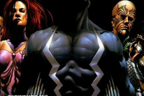 'The Inhumans' tiene logo y fecha de estreno
